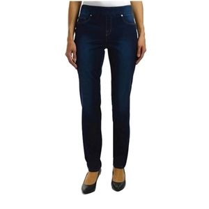 NWT Haggar Pull-On Dream Jeans 12